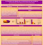 20. La violencia de Género en los servicios de salud mental