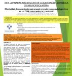 8. Efectividad de una psicoterapia grupal en mujeres con patologia leve margarita lopez